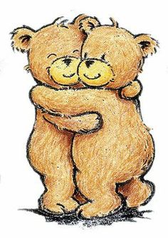 A hug for all my awesome pin pals ♥ Donna♥ Teddy Bear Hug, Cute Teddy Bears, Tatty Teddy, Bear Hugs, Hug Pictures, Teddy Bear Pictures, Bear Images, Photo Ours, Art D'ours