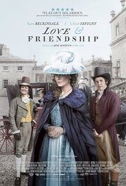 Love & Friendship (2016) - I must watch this again to fully appreciate Lady Susan's gift for manipulation! A funny film that offers something a bit different/quirky from the other Austen adaptations I've seen.