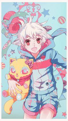 anime, karneval, and manga image