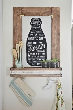 The 35 Best DIY Kitchen Decorating Projects