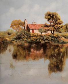 Gran Riflesso Painting