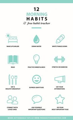 Morning Habits Morning Routine Morning Ritual Productive And Free . Morning Routine Chart, Healthy Morning Routine, Morning Habits, Morning Routines, Daily Routines, Healthy Routine Daily, Bedtime Routine, Daily Routine Schedule, Gym Routine