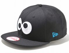 d4d5ae0c5f6dfb Cookie Monster Eyes 9Fifty Snapback Cap by SESAME STREET x NEW ERA