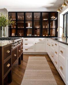 Kitchen Interior, New Kitchen, Kitchen Decor, Sweet Home, Cuisines Design, Küchen Design, Beautiful Kitchens, Interiores Design, Home Decor Inspiration