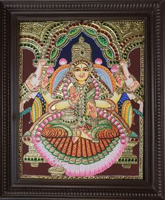 Tanjore Painting, Easy Clip, Hanuman, Traditional Art, Gold Foil, Art Gallery, Paintings, Pure Products, Drawings