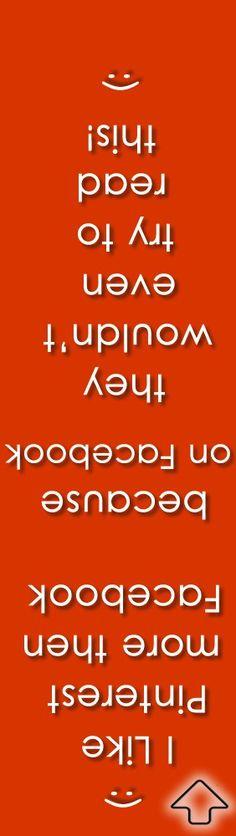 Get it? Like it! :)