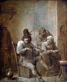 IMG_0322 David Teniers Le Jeune. 1610-1690. Anvers | par jean louis mazieres