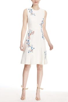 29 Little White Dresses to Wear Everywhere This Summer via @PureWow