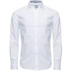 Men's Cerruti 1881 Regular Fit Cotton Shirt ($175) ❤ liked on Polyvore