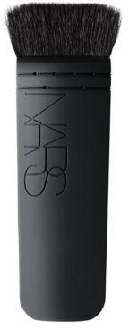 NARS 'Ita' Kabuki Brush available at - for bronzer - tstb Kiss Makeup, Love Makeup, Hair Makeup, Makeup Bar, Blusher Makeup, Blusher Brush, Too Faced, Blushes, All Things Beauty