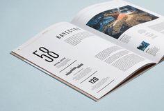 Orekhprom booklet on Behance