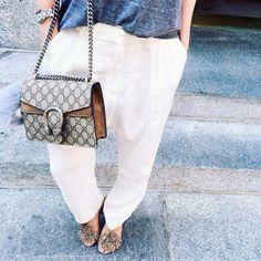 Gucci Dionysus GG Supreme Shoulder Bag Mini (Colours)