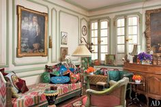 At home with Iris Apfel in Manhattan - Architectural Digest.jpg (900×600)