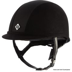 Charles Owen H2000 Safety Wear Velvet Hat Navy//flesh All Sizes