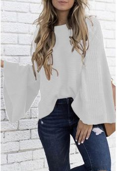 Bell Sleeves, Bell Sleeve Top, Brand New, Tops, Women, Fashion, Moda, Fashion Styles, Fashion Illustrations