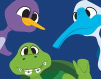 Ozzie & Friends: Catholic Social Teaching for Kids