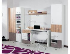 Buy affordable & unique furniture in Concept Muebles. We offer a wide assortment online : wall unit, wardrobes, sofas, tv stand, bedroom sets . Cheap Nursery Furniture Sets, Modern Kids Furniture, Kids Bedroom Furniture, Furniture Sale, Children Furniture, Discount Furniture, Furniture Ideas, Kids Bedroom Sets, Small Room Bedroom