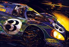 Hector Luis Bergandi . . Martini Porsche 917 LH 1970