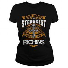 RICHINS RICHINSBIRTHDAY RICHINSYEAR RICHINSHOODIE RICHINSNAME RICHINSHOODIES  TSHIRT FOR YOU