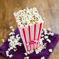 270 recettes de popcorn végan