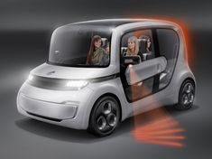 EDAG Light Car Sharing Concept : The Vision of Our Future Car Sharing System