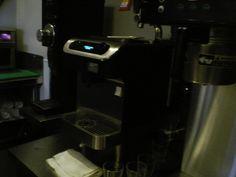 Groundwork's Clover Coffee Machine