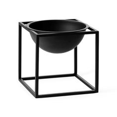 Kubus Bowl – Moderne Skandinavisk Designklassiker, by Lassen