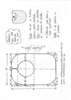 4 Babadouros para bebês – DIY- marlene mukai – molde infantil - Home Decor Ideas Baby Bibs Patterns, Sewing Patterns For Kids, Diy Baby Bibs Pattern, Sewing Projects For Kids, Sewing For Kids, Baby Bib Tutorial, Bandana Crafts, Bandana Bib, Bib Pattern