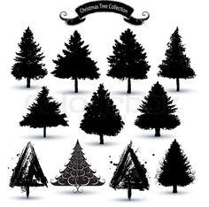 Pine tree tattoo designs