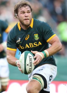 #DHLStormers star @duane_vermeulen in action for @bokrugby at DHL Newlands yesterday. #iamastormer #rugby