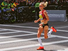 There isn't a one-size-fits-all nutrition plan for marathoners. Olympic runner Shalane Flanagan shares her tips on how to fuel the right way before and after a marathon.