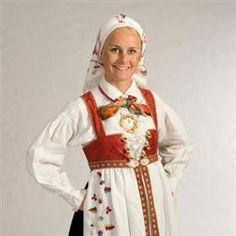 Åmlibunad fra Aust-Agder Dame