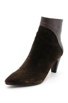 KT2 Kahve Büyük Numara Bayan Ayakkabı(KT2 Kahve )