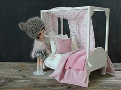 Custom Canopy Bed by Abi Monroe | Flickr - Photo Sharing