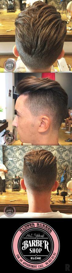 Peluquerías en Elche Peluquerías de caballeros Elche Visita la mejor peluqueria de Elche, visita Abel Pelukeros Trabajo realizado por el equipo @Abelpelukeros ELCHE® BARBERSHOP #peluqueria #hombre #estilo #style #barber #barbershop #men's #barberia #afeitado #shave #americancrew #moda #fashion #abelpelukeros #caballero #masculino #cuidado #cabello #hair #pelo #tendencias #chico #friseure #coiffure #friseur #homme #man #oldschool #Parrucchieri #Hairdressing #beards #barbas #spain…