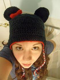 Picturing Disney: My Original Disney Crochet Patterns free hat pattern