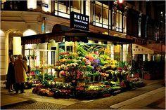 夜花屋 - ウィーンとパリと好きなカンジ