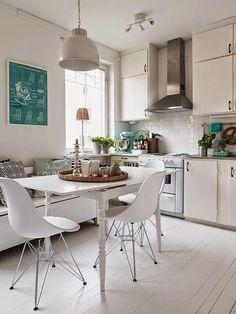 Mejores 159 imágenes de Mesas y Sillas para la Cocina en Pinterest ...