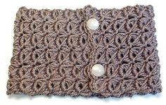 Broomstick lace cowl... Free pattern!!
