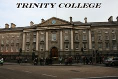 Trinity College - Just 12 minutes walk from the Castle Hotel.