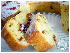 Ciambellone con bacche di goji e yogurt greco Cake with goji berries and greek yogurt Yogurt Recipes, Greek Yogurt, French Toast, Berries, Breakfast, Health, Sweet, Desserts, Blog