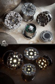 Black-coat LED fusion industrial plugs