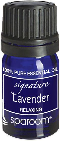 SpaRoom® Lavender Essential Oil: Transform home into A place of peace and Sanctuary.