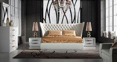Stylish Leather Luxury Bedroom Furniture Sets throughout dimensions 2500 X 1334 Stylish Bedroom Chairs - Selecting the correct modern bedroom furniture Luxury Bedroom Sets, Luxury Bedroom Furniture, King Bedroom Sets, Stylish Bedroom, Luxurious Bedrooms, White Bedroom, Bedroom Bed, Luxury Bedding, Bedroom Curtains
