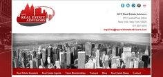 And here we have it...The Official Launch of New York City Real Estate Advisors' new website! Stay tuned for a lot of upcoming news and events! Read our Press Release here: http://nycrealestateadvisors.com/blog/