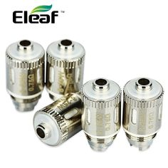 >> Click to Buy << 5Pcs/Lot Eleaf GS Air 2 Atomizer Coil 0.75ohm Pure Cotton Head kantha KA1 heating wire Coils for Eleaf GS-Air 2 Atomizer Tank #Affiliate