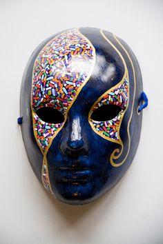 Mask plaster