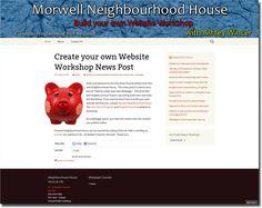 WordPress Video Tutorials - http://morwellnh.org.au/wordpress-video-tutorials/