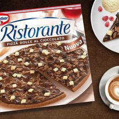Wir können nicht mehr!!! @dr.oetker_deutschland bringt ab April eine Schokoladen-Pizza heraus Mehr erfahrt ihr unter dem Link in Bio = #schokoladenpizza #foodporn #foodiegram #pizzalovers #schokolade #chocolate #tresclick