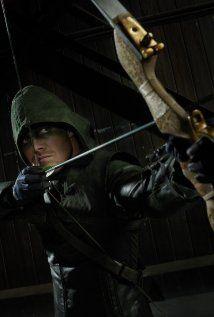 """Arrow"" TV series, fantastic in my opinion."